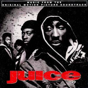 Juice - Music From The Original Picture Soundtrack - Cover