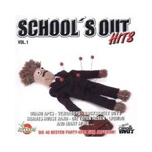 School's Out Hits Vol.1 - Cover