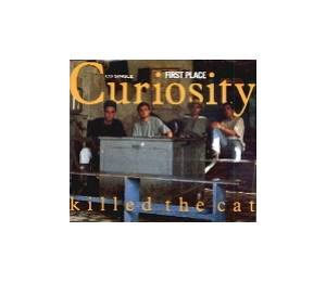 Cover - Curiosity Killed The Cat: First Place