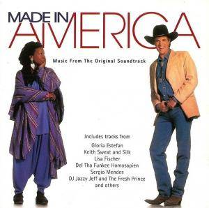 Made In America - Music From The Original Soundtrack - Cover