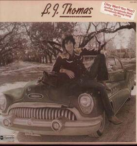 Cover - B.J. Thomas: Reunion