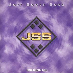Cover - Jeff Scott Soto: Holding On