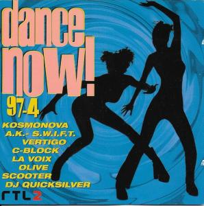 Dance Now! 97-4 - Cover