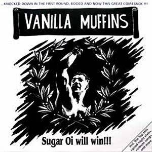 Vanilla Muffins: Sugar Oi Will Win!!! - Cover