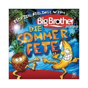 Cover - Paco: Big Brother Allstars - Die Sommerfete