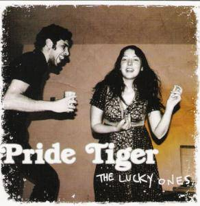 Pride Tiger: Lucky Ones, The - Cover