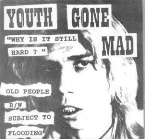"Youth Gone Mad: ""Why Is It Still Hard?"" (7"") - Bild 1"