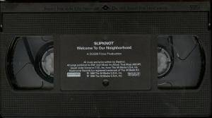 Slipknot: Welcome To Our Neighborhood (VHS) - Bild 3