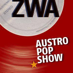 Cover - Andy Baum & The Trix: Austro Pop Show Zwa