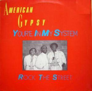 Cover - American Gypsy: You're In My System