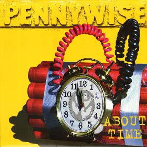 Cover - Pennywise: About Time