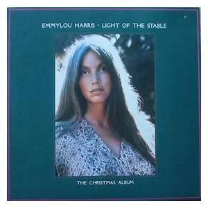 Cover - Emmylou Harris: Light Of The Stable