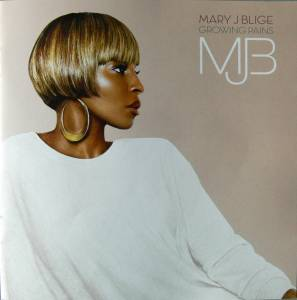 Cover - Mary J. Blige: Growing Pains