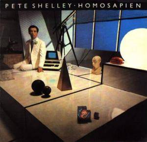 Cover - Pete Shelley: Homosapien