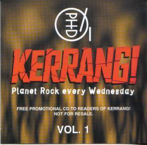 Cover - Sacrilege: Kerrang! / PHD CD Vol 1.