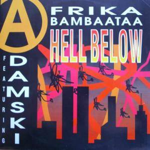 Cover - Afrika Bambaataa: Hell Below
