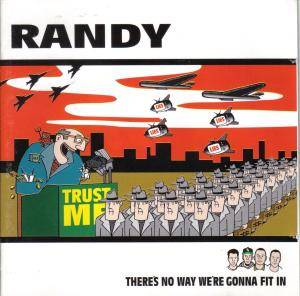 Cover - Randy: There's No Way We're Gonna Fit In