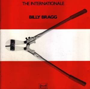 Cover - Billy Bragg: Internationale, The