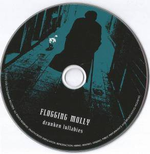 Flogging Molly: Drunken Lullabies (CD) - Bild 3