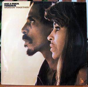 Ike & Tina Turner: Workin' Together - Cover