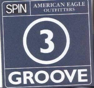 Cover - Snake River Conspiracy: American Eagle Outfitters - Groove 3