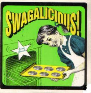 Swagalicious! - Cover
