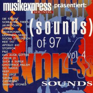 Musikexpress 004 - Sounds Of 97 Vol. 4 - Cover