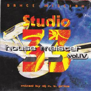 Studio 33 - House Meister 04 - Cover