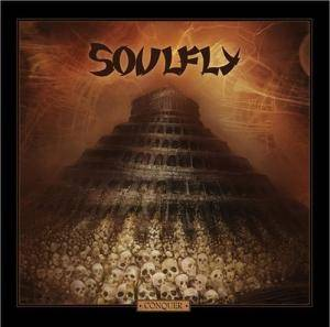 Cover - Soulfly: Conquer