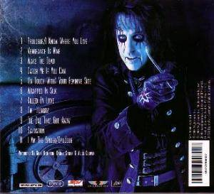 Alice Cooper: Along Came A Spider (CD) - Bild 3