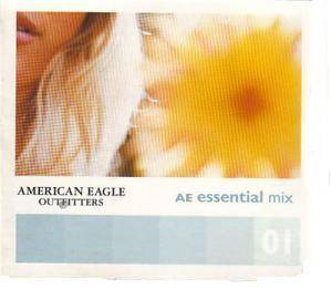 American Eagle Outfitters: AE essential mix | 01 - Cover