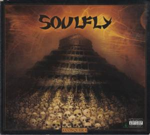 Soulfly: Conquer (CD + DVD) - Bild 1