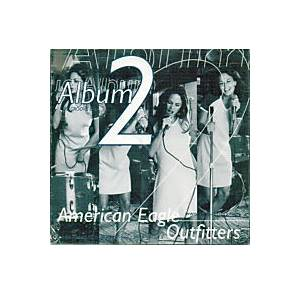 Cover - Propellerheads: American Eagle Outfitters - The Blue Album 2