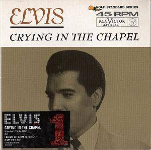 Elvis Presley: Crying In The Chapel - Cover