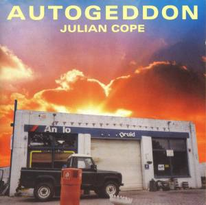 Cover - Julian Cope: Autogeddon