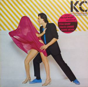 Cover - KC And The Sunshine Band: All In A Night's Work