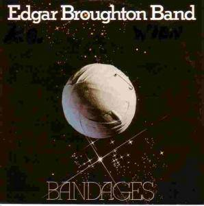 Cover - Edgar Broughton Band: Bandages