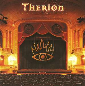 Therion: Live Gothic - Cover