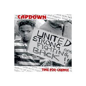 Cover - Capdown: Time For Change