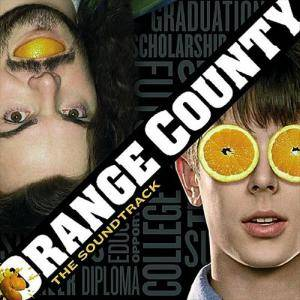 Orange County - The Soundtrack - Cover