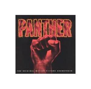 Panther - The Original Motion Picture Soundtrack - Cover