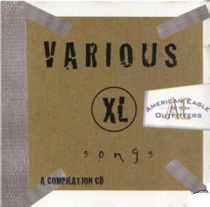 Cover - Kostars: Various XL Songs: A Compilation CD
