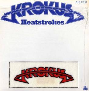 Krokus: Heatstrokes - Cover