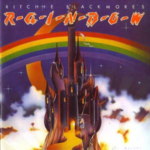 Ritchie Blackmore's Rainbow: Ritchie Blackmore's Rainbow - Cover