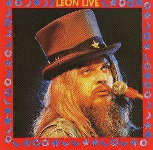Leon Russell: Leon Live - Cover