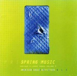 Cover - Alex Reece: American Eagle Outfitters - Various X-Large Songs Vol.2 - Spring Music