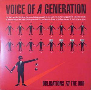 Cover - Voice Of A Generation: Obligations To The Odd