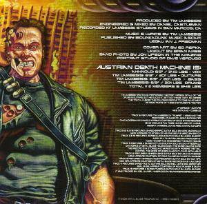 Austrian Death Machine: Total Brutal (CD) - Bild 2