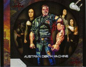 Austrian Death Machine: Total Brutal (CD) - Bild 3