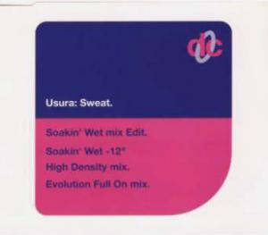 Cover - U.S.U.R.A.: Sweat
